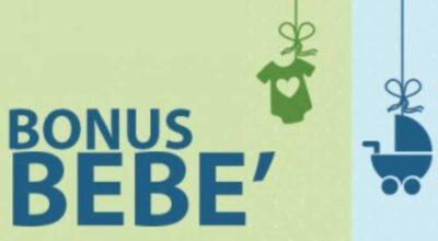 """Attuazione programma di assegnazione alle famiglie del contributo denominato """"BONUS BEBE"""""""