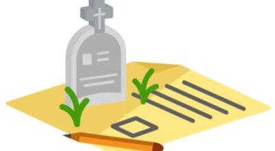 Indagine esplorativa per la concessione di loculi e tombe cimiteriali.